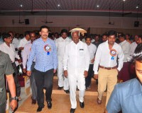 Gurudevobava Program Organized by District NRI Foundation-Khammam