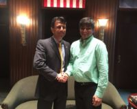 Meet with Bobby Jindal